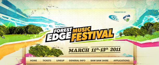 Forest Edge Music Festival