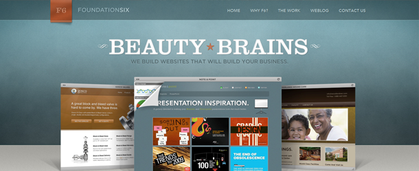 Foundation Six Web Design