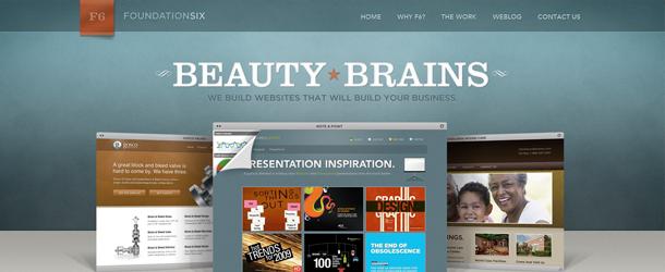 Foundation Six Web Design