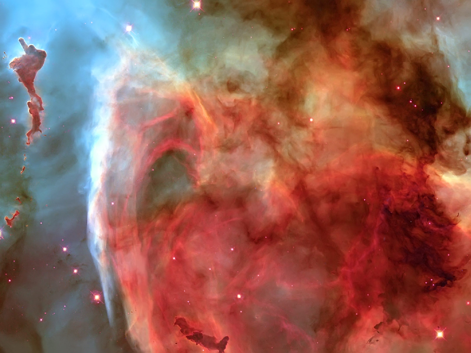 Beautiful Science & Space Wallpapers