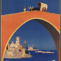 An Inspiring Collection Of Vintage Travel Posters