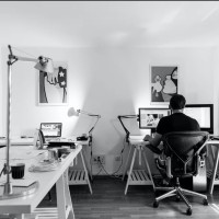 How Junior Web Designers Can Stay Creative and Productive at Home?